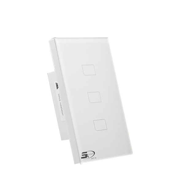 5A SMART SWITCH SWP06 - 3 LOOP WHITE