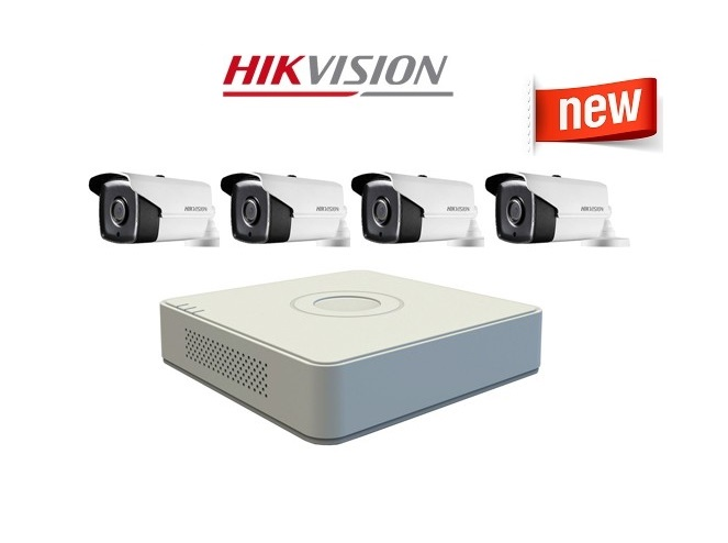 BỘ KIT CAMERA IP HIKVISION KIT41
