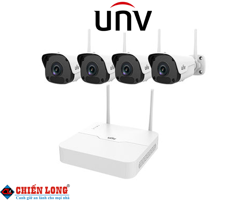 BỘ KIT WIFI TRỤ CAMERA KIT/301-04LB-W/4*2122ER3-F40W-D