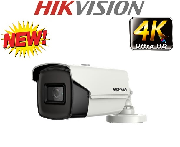Camera HD-TVI 4K 8.0 Megapixe Hikvision DS-2CE16U1T-IT3F