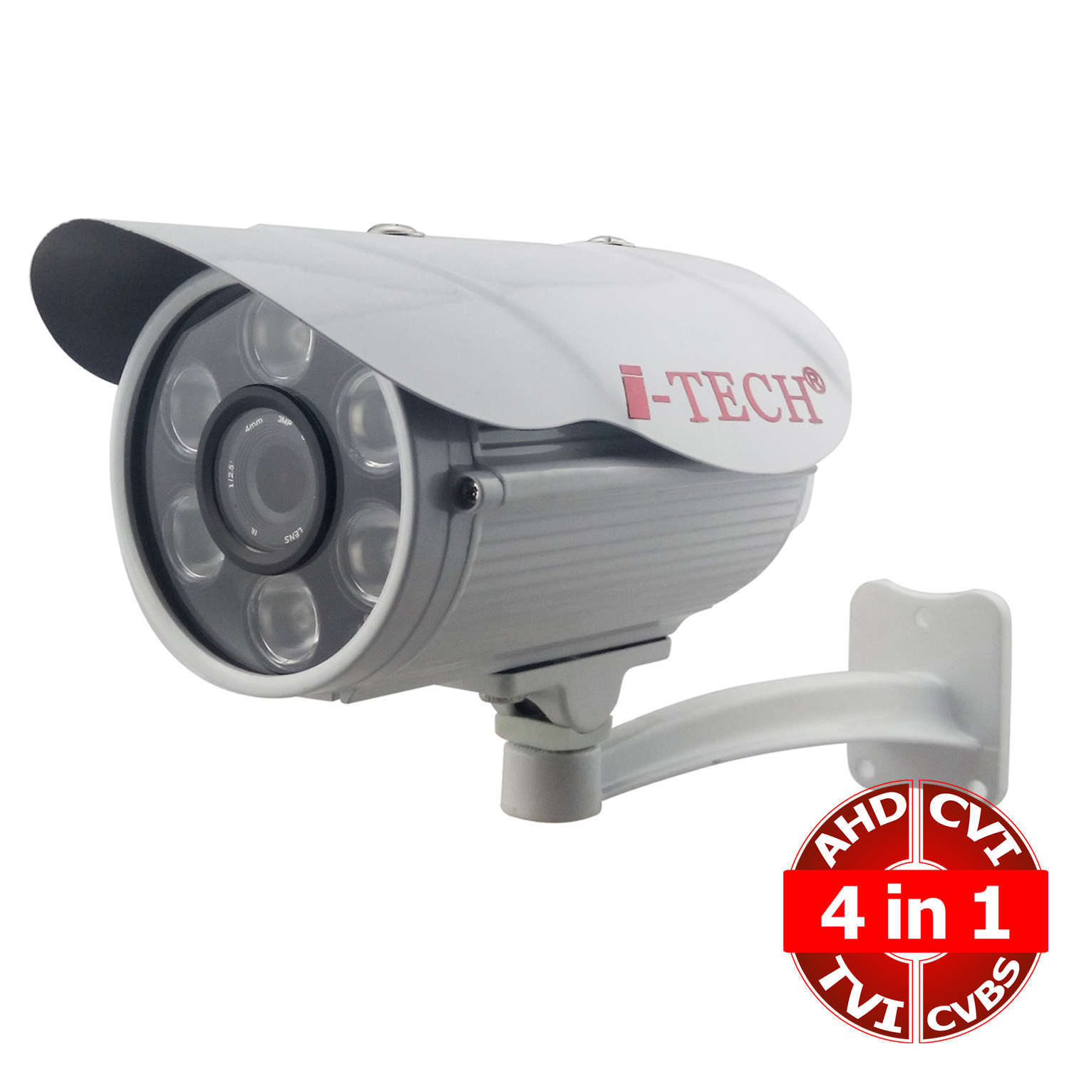Camera AHD 4 in 1 iTech-Q6V
