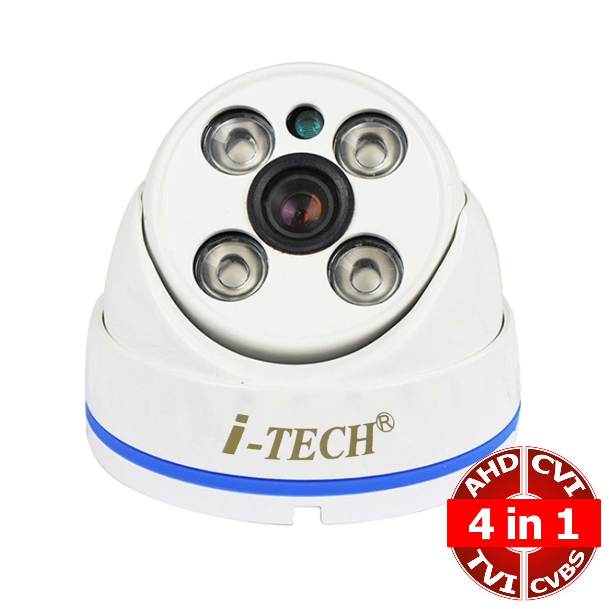 Camera AHD 4 in 1 iTech-QA4VI