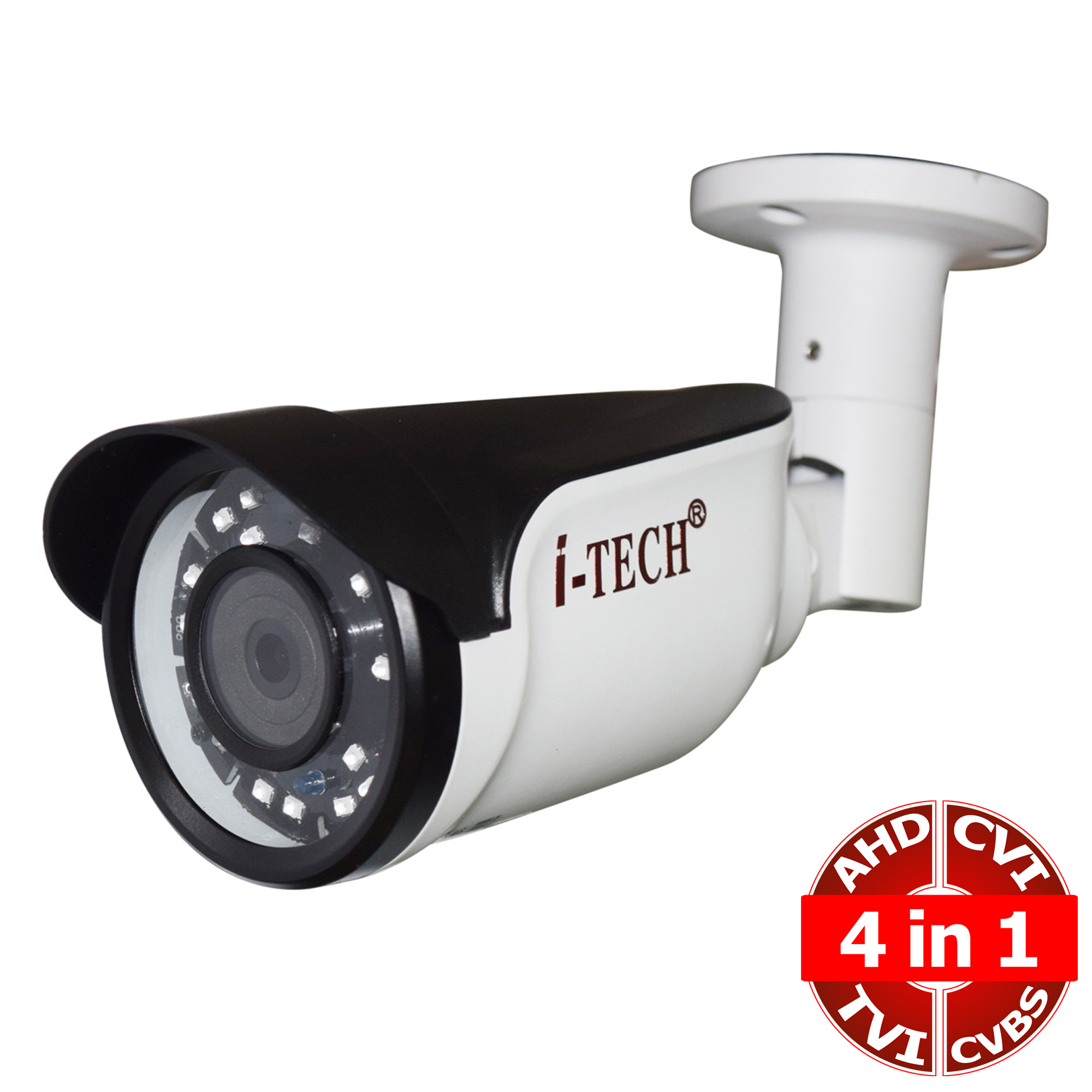 Camera AHD 4 in 1 iTech-QA7V