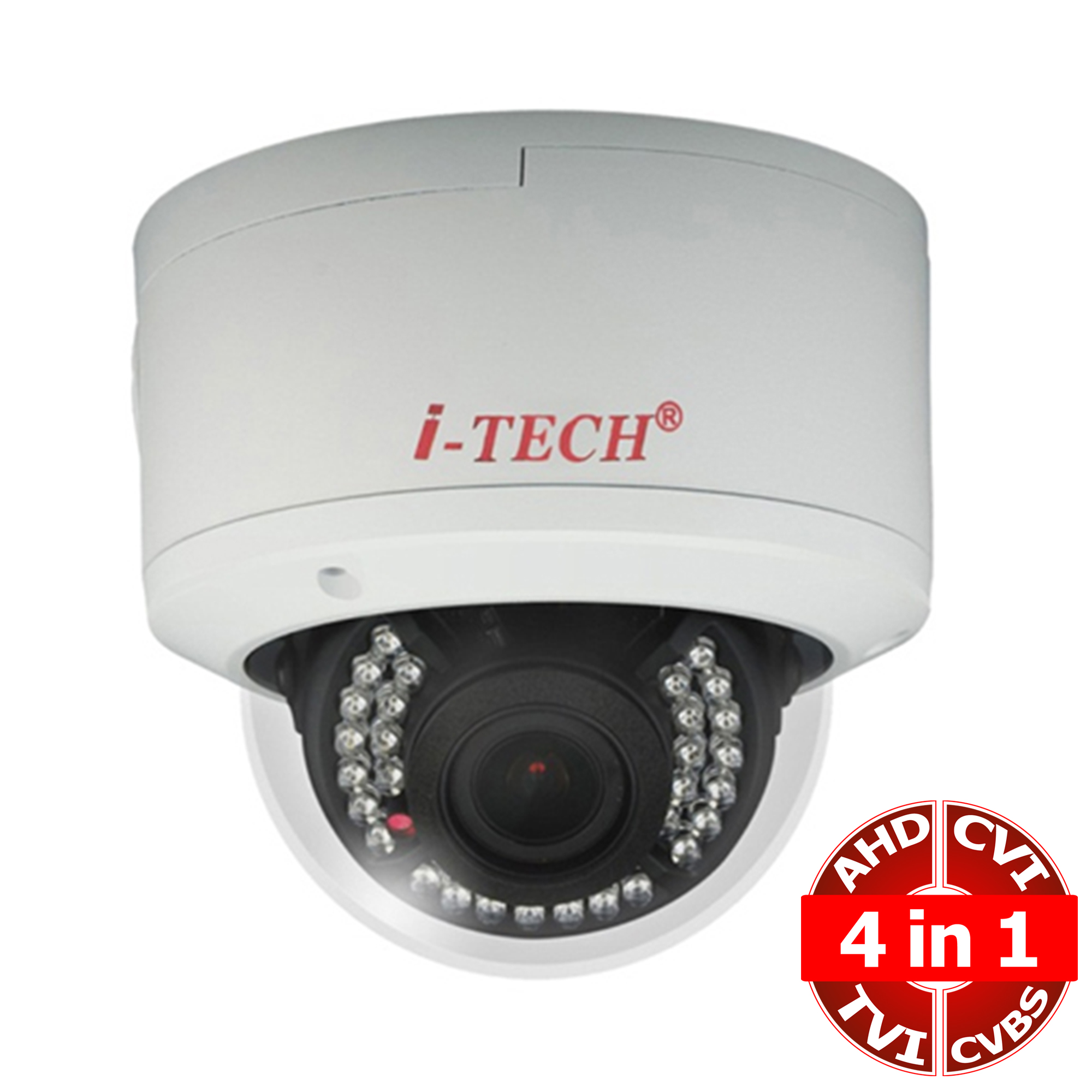 Camera AHD 4 in 1 iTech-QF313VI