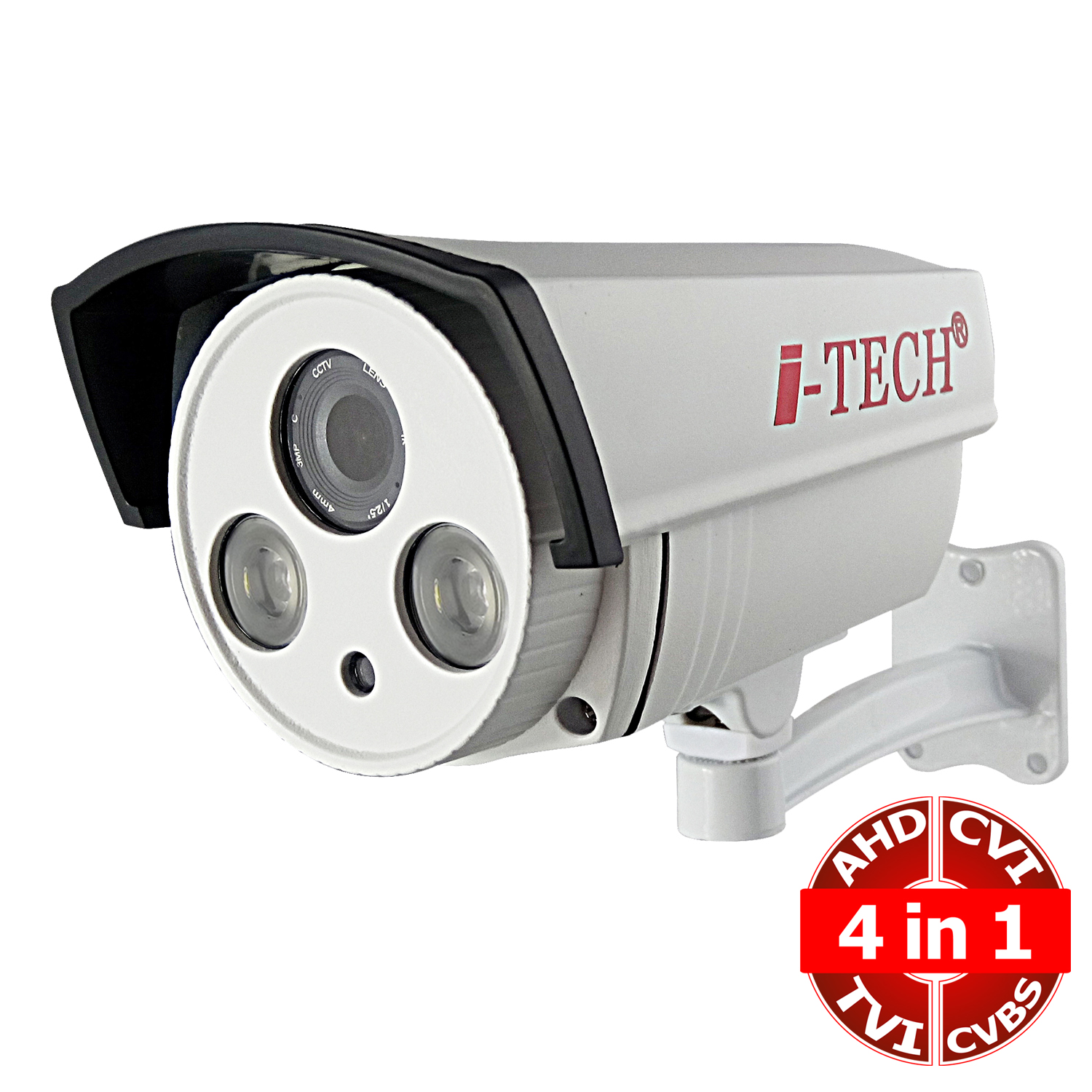 Camera AHD 4 in 1 iTech-X2VI