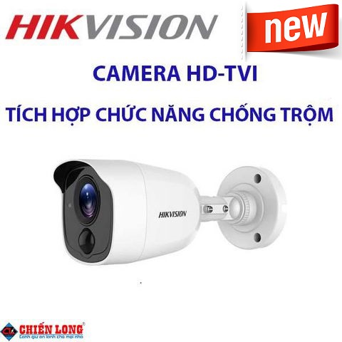 HIKVISION DS-2CE11H0T-PIRL (Chức Năng CHỐNG TRÔM)