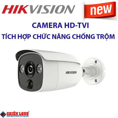 HIKVISION DS-2CE12H0T-PIRL ( Chức Năng CHỐNG TRÔM )