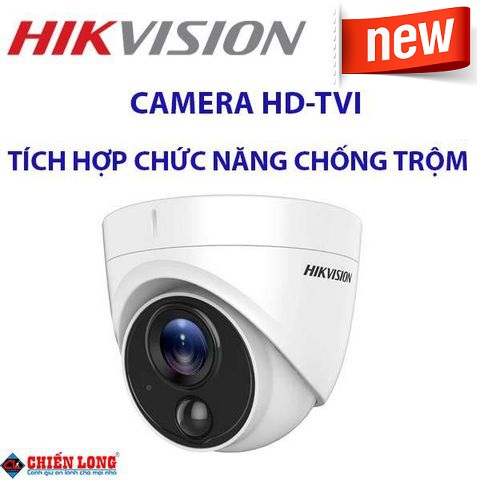 HIKVISION DS-2CE71H0T-PIRL (Chức Năng CHỐNG TRÔM)