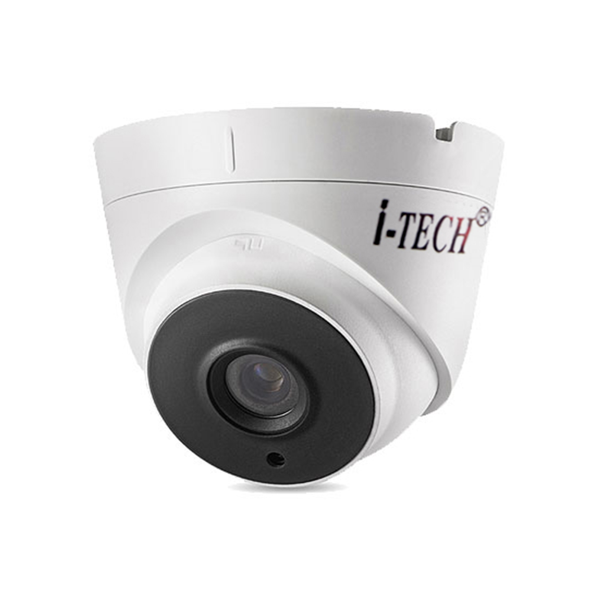 Bộ 4 Camera IP 2.0 Megapixel  iTech-CX20