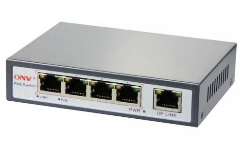 POE Switch 4 port POE31004P-AT