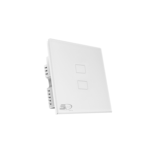SMART SWITCH SWP08 - 2 LOOP WHITE