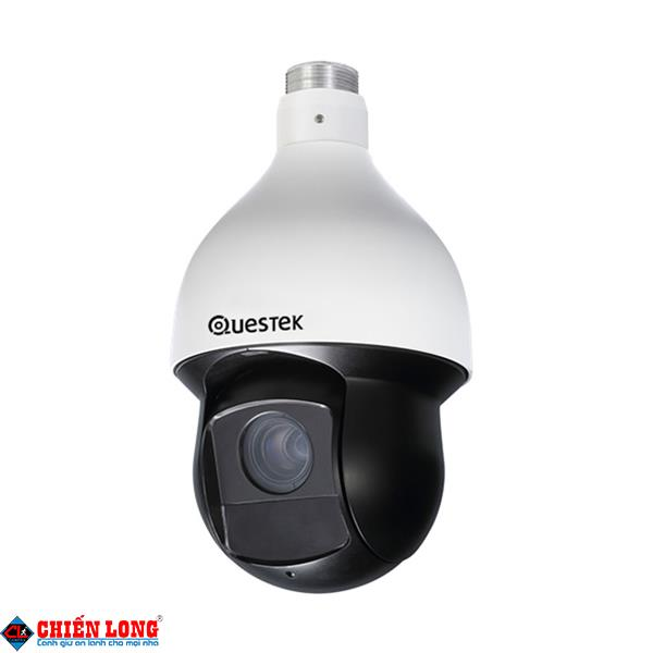 CAMERA SPEED DOME HDCVI 2MP QUESTEK WIN WIN-8207PC
