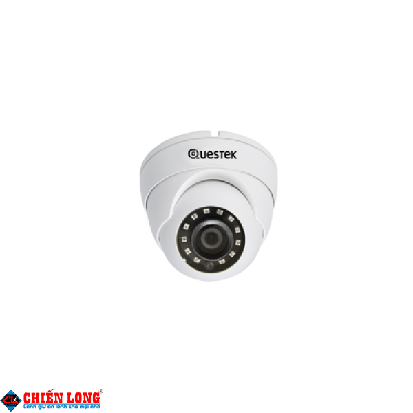 CAMERA DOME HDCVI 4.0MEGAPIXEL QUESTEK WIN WIN-6114S