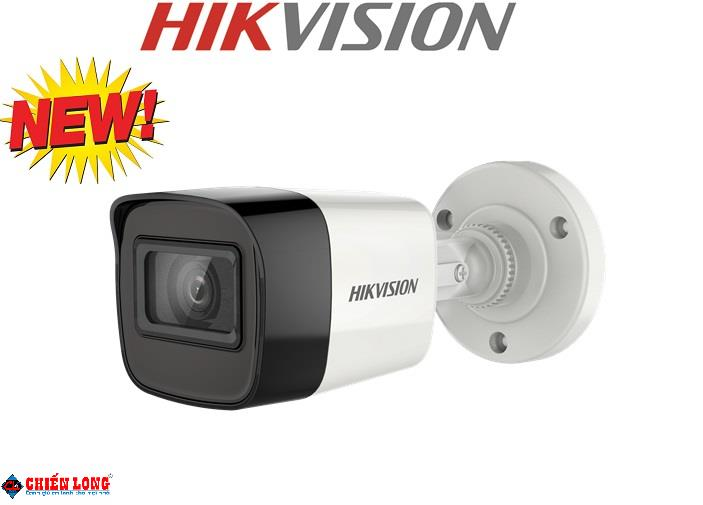 Camera 4 in 1 2.0 Megapixel Chống ngược sáng thực WDR Hikvision DS-2CE16D3T-ITF