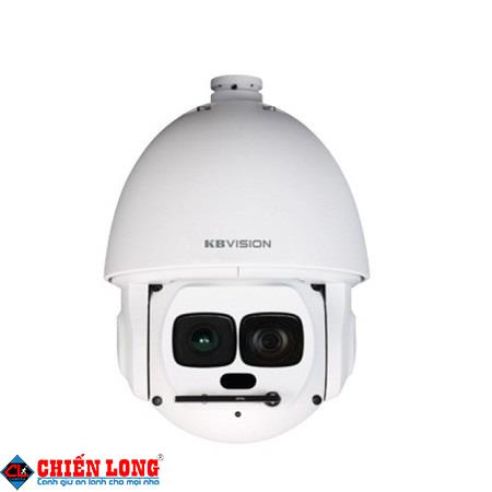 Camera IP Speed Dome hồng ngoại không dây 2.0 Megapixel KBVISION _KX-2408IRSN