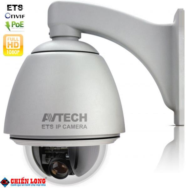 Camera IP SPEEDDOME AVTECH _AVM583FP