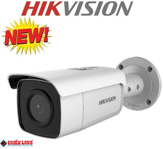 CAMERA IP THÂN TRỤ DÒNG EASY IP 4.0 MEGAPIXEL HIKVISON DS-2CD2T46G1-2I