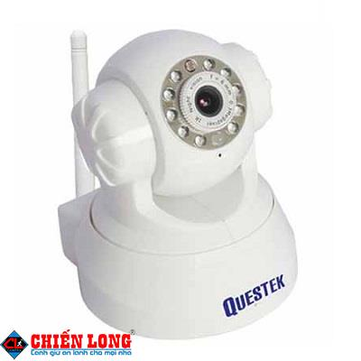 CAMERA IP WIFI 1MP QUESTEK QOB-905HW