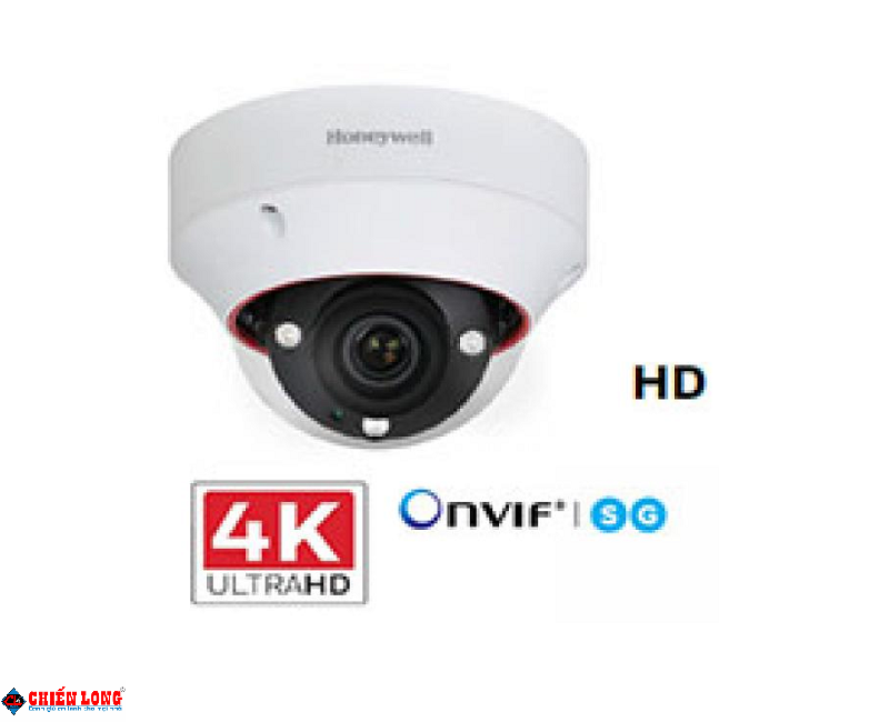 Camera IP 8 Megapixel Honeywell H4D8PR1