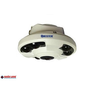 CAMERA AHD 360 ĐỘ QUESTEK ONE QOB-4172AHD ( 1.3 Megapixel)