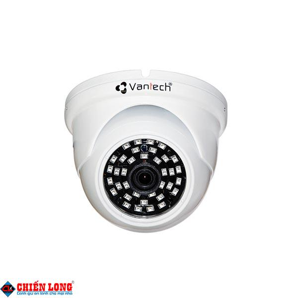 Camera IP Dome Ultra HD 4K VANTECH VP-6002IP