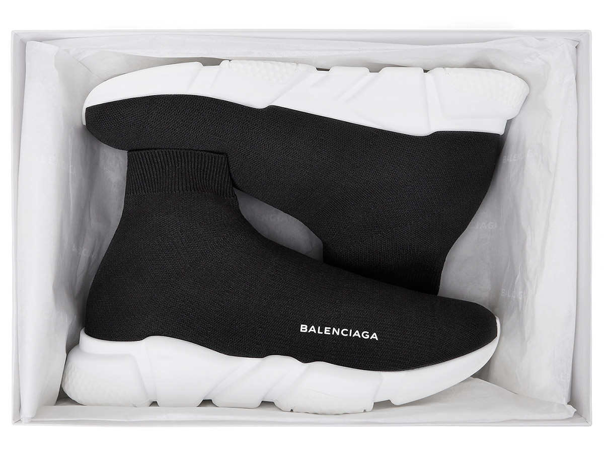 Giày Balenciaga Speed Sneakers