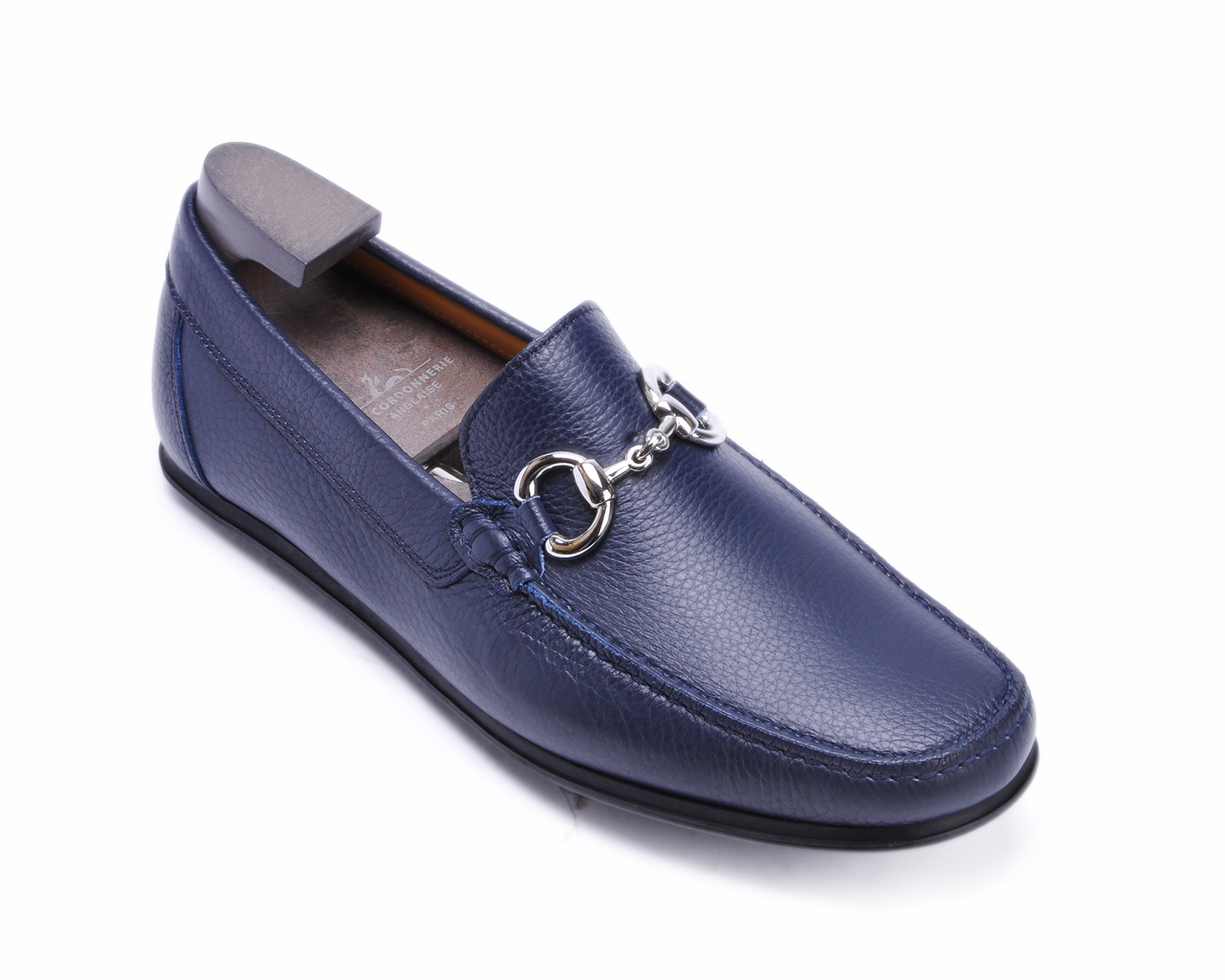 Giày moccasin Italy Gianni Conti SP9640GG