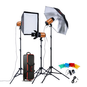 Studio Flash Kit 250SDI-D