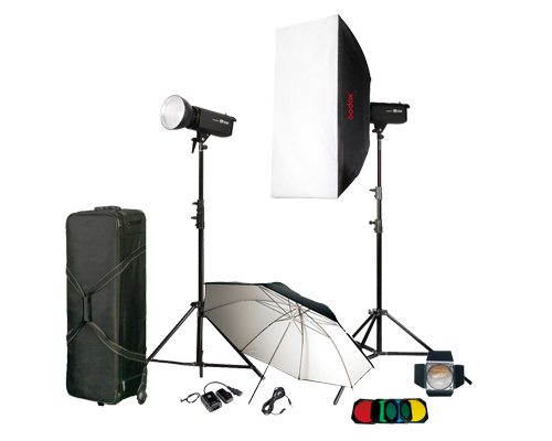 Studio Flash kit TC-2D