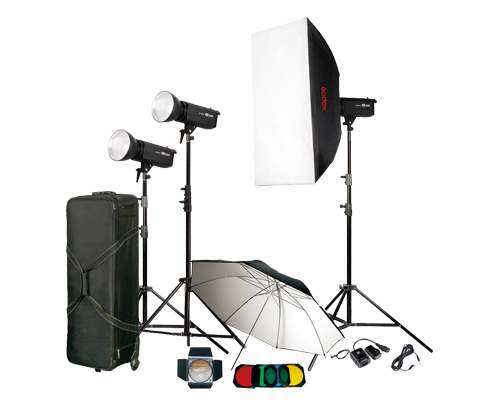 Bộ studio flash kit TC-3D
