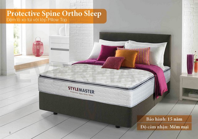 Đệm lò xo Ortho Sleep
