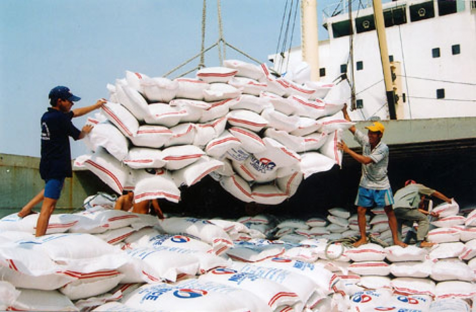 The Government requests State units to find measures to boost export of agricultural products