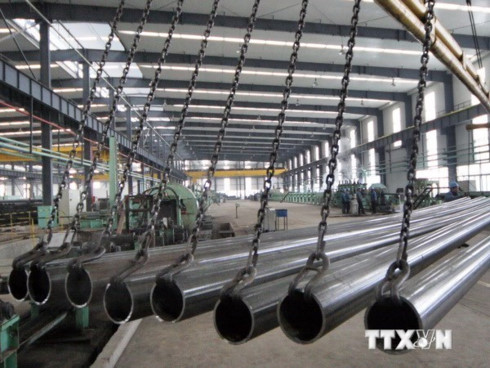 Steel to join Vietnam's major export lines