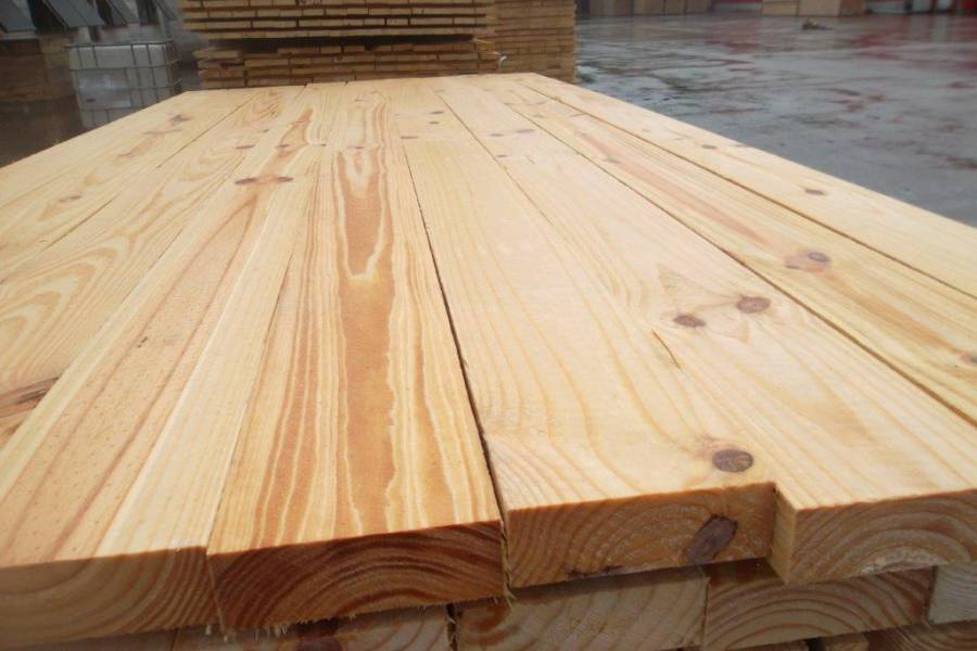 Indian enterprises have demand for pine wood for the production of wooden pallets