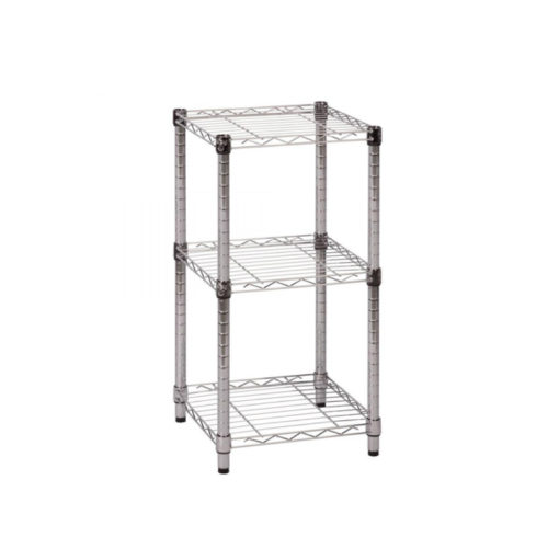 Smaill Inox grill shelves