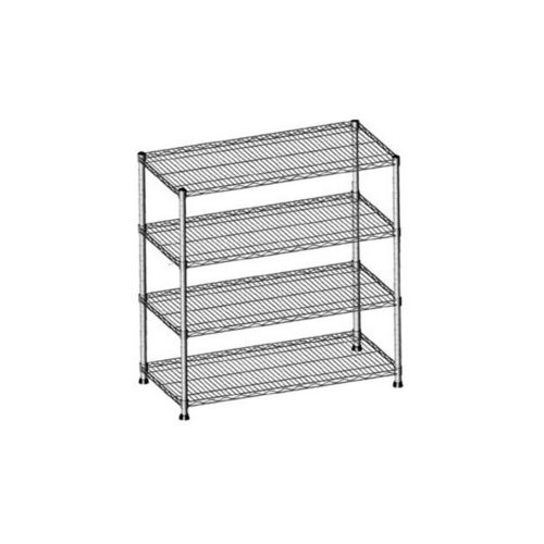 Inox girll shelves