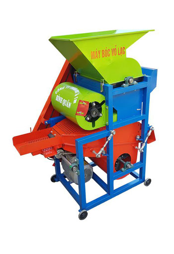 Peanut peeling machine: N2