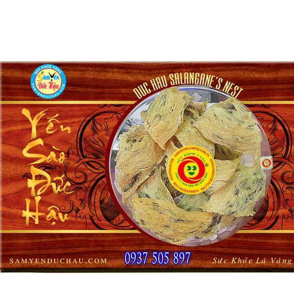 TPCN: Tổ Yến Sào Hồng Tam Giác Loại 2 (YEN7)
