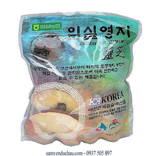 TPCN:Nấm Linh Chi ImSil - nấm sạch Hàn Quốc (NAM18)