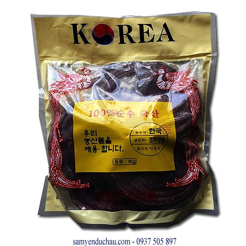 TPCN: Nấm Linh Chi Đỏ Tai Lớn Hàn Quốc (NAM21)