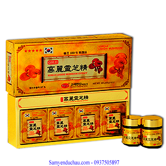 TPCN: Cao Linh Chi Núi KGS Gold cao cấp