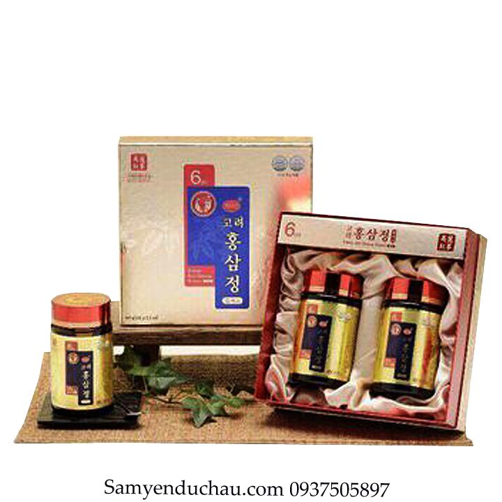 TPCN:Cao hồng sâm KGS Hàn Quốc 240g x 2 lọ