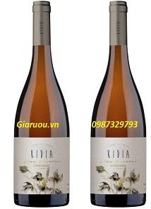Kết quả hình ảnh cho KIDIA Gran Reserva Chardonnay