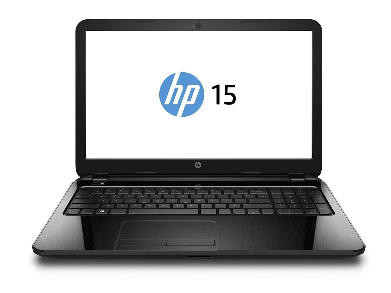 HP 15-ay128TU, Core i3-7100U(2.40 GHz,3MB), 4GB RAM DDR4, 500GB HDD, DVDSM, Intel HD Graphics, 15.6