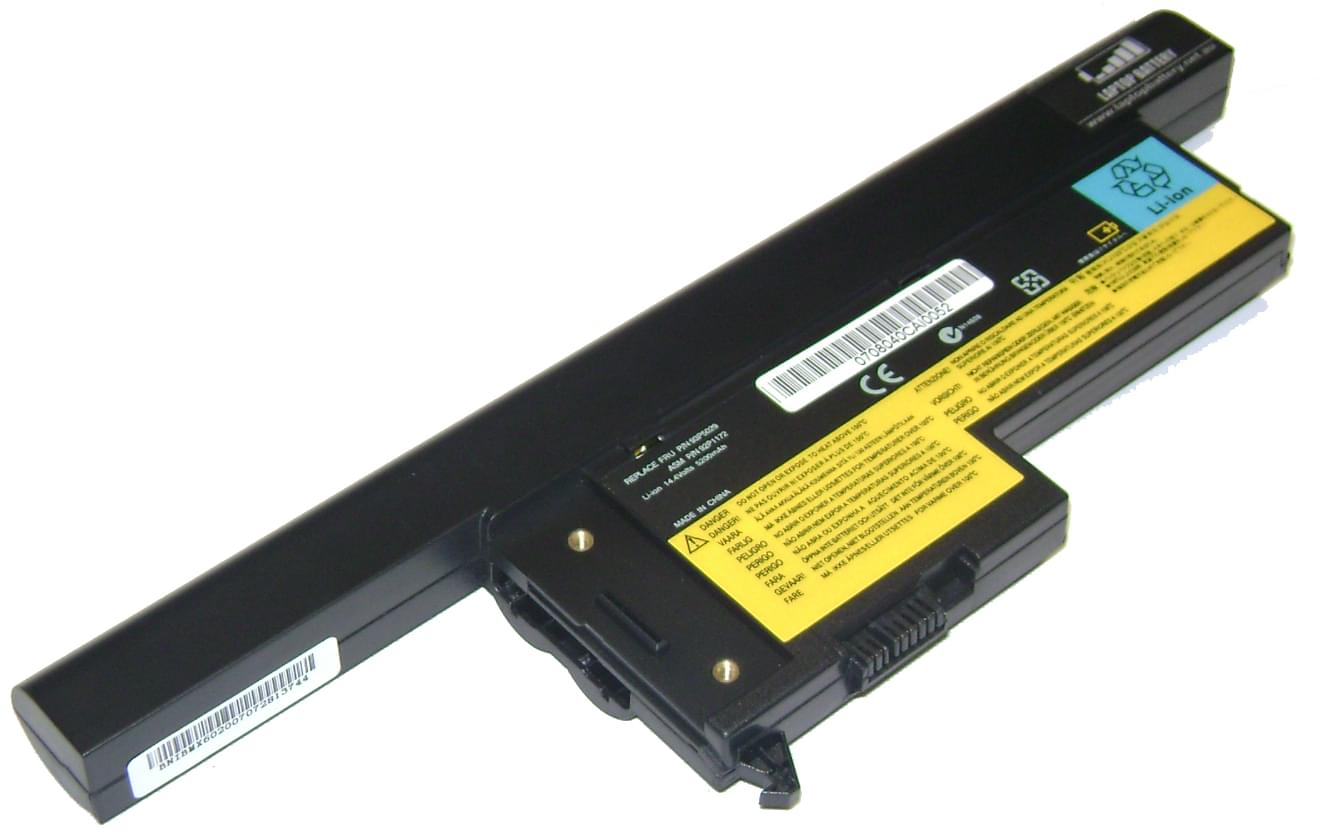 Pin laptop IBM Lenovo ThinkPad X60 X61 X60S X61S 8cell Battery