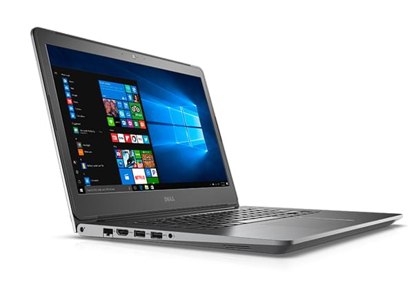 Dell Vostro 5468 VTI35008W-Grey Core i3 - 7100U (up to 2.4 Ghz ) - 4G - 500 - 14