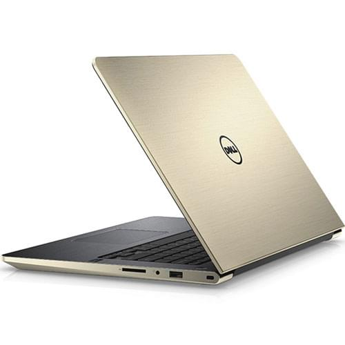 Dell Vostro 5468 VTI35008W-Gold Core i3 - 7100U (up to 2.4 Ghz ) - 4G - 500 - 14