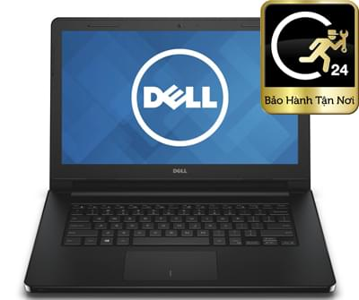 "Dell Vostro 3459 (70071892) Black, Intel Core™ i5-6200U, Ram 4GB,  500GB HDD, Intel HD Graphics 520 , 14"", 4 Cell"