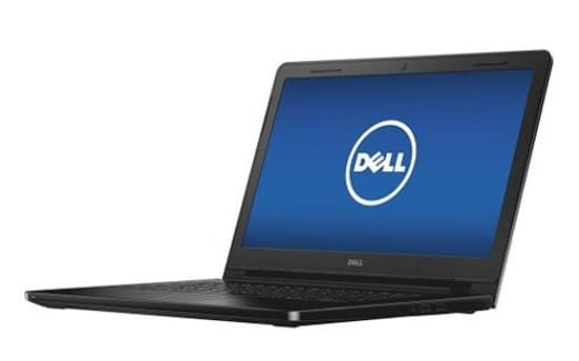 Dell Inspiron 3552/Celeron Dual Core N3050(2.16Ghz)/2G/500GB/15.6LED/4Cell/Win10/V5C007W-Black-1YW