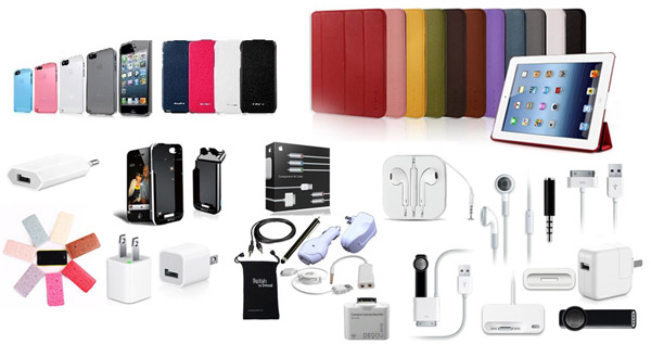 Thế giới phụ kiện điện thoại nhiều vô số, bạn cần trang bị cho mình kiến thức cơ bản về các loại phụ kiện điện thoại